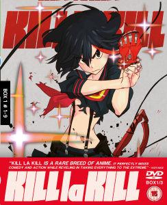 Kill la Kill - Part 1 of 3 Collector's Edition