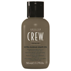 American Crew Ultra Gliding olejek do golenia 50 ml