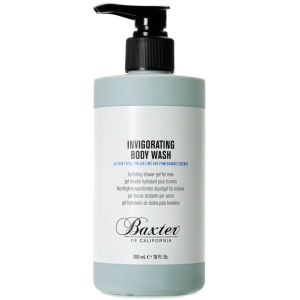 Baxter Of California Limpiador Facial Vigorizante - Lima y Granada Italiana (300ml)