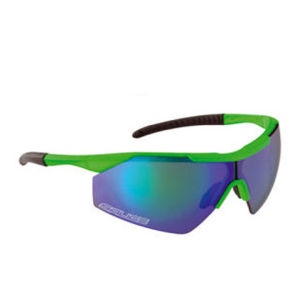 Salice 004 Sports Sunglasses - Green