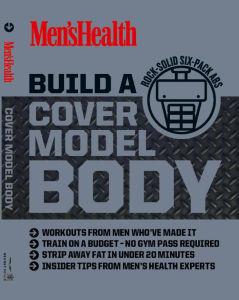 Men's Health Build A Cover Model Body Bookazine