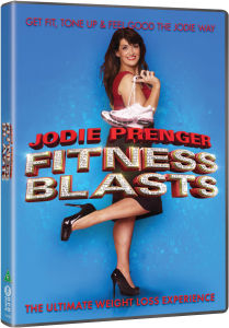 Jodie Prenger Fitness Blast