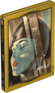 Metropolis Limited Edition Steelbook (Masters of Cinema) (UK EDITION)