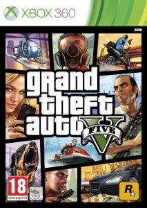 GTA: Grand Theft Auto V