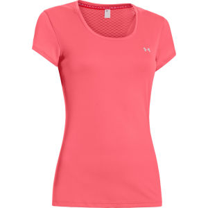 Under Armour Women's HG Flyweight T-Shirt - Brilliance/Reflective