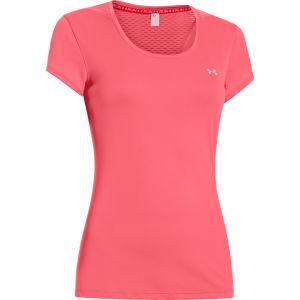 Under Armour Women's HG Flyweight T-Shirt - Brilliance/Reflective
