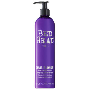Shampoing tonifiant TIGI Bed Head Dumb Blonde Violet