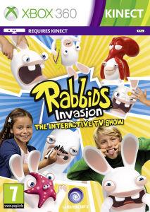 Rabbids Invasion: The Interative TV Show