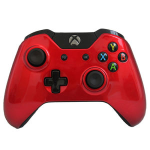 Xbox One Wireless Custom Controller - Gloss Red