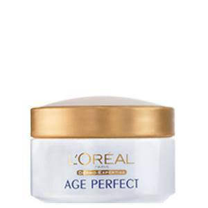 Crema de día Dermo Expertise Age Perfect Re-Hydrating Day Cream de L'Oreal Paris (50 ml)