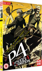 Persona 4: Animation Box 1
