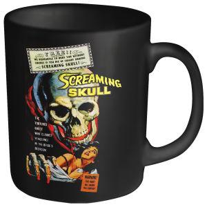 Tasse Screaming Skull