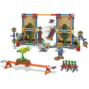 K'NEX Plants vs. Zombies: Wild West Skirmish (53438)