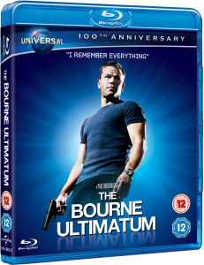 The Bourne Ultimatum - Augmented Reality Edition