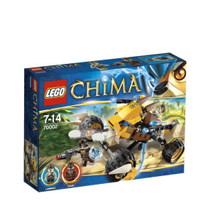 LEGO Legends of Chima: Lennox Lion Attack (70002)