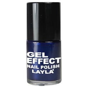 Layla Cosmetics Gel Effect Nail Polish N.09 Aria Blues (10ml)