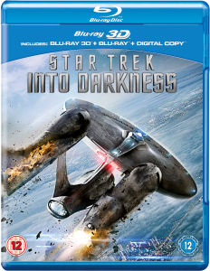 Star Trek Into Darkness 3D (+ Copie Digitale et 2D)