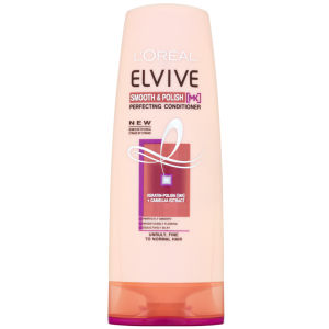 L'Oreal Paris Elvive Smooth & Polish Conditioner (250ml)