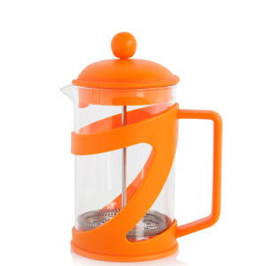 Cook In Colour 6 Cup Cafetiere - Orange