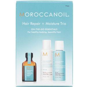 Moroccanoil Moisture Repair Travel Trio
