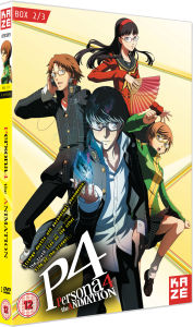Persona 4: Animation Box 2