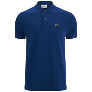 Lacoste Men's Polo Shirt - Deep Blue