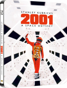 2001: A Space Odyssey - Zavvi Exclusive Limited Edition Steelbook (2000 exemplaren)