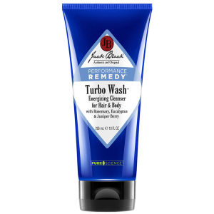 Jack Black Turbo Wash Energising Hair & Body Cleanser 295 ml