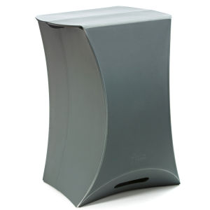 Flux Pop Stool - Anthracite Grey