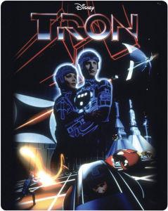 Tron - Steelbook Exclusivo de Zavvi (Edición Limitada): Image 2
