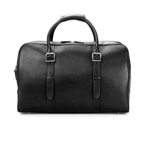 Aspinal of London Weekender Travel Bag - Black