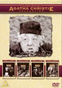 Agatha Christies Miss Marple Verzameling - Murder she Said / Murder Ahoy / Murder At Gallop / Murder Most Foul