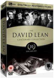 David Lean - Centenary Verzameling