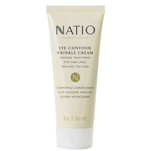 Natio Eye Contour Wrinkle Cream (1.2 oz)