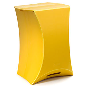 Flux Pop Stool - Yellow Ochre