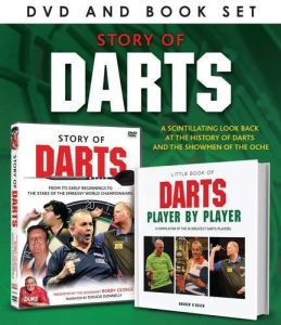 Story of Darts (Includes Book)