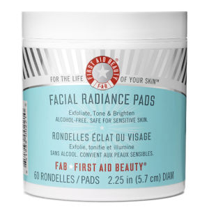First Aid Beauty Facial Radiance Pads (60 Stück)