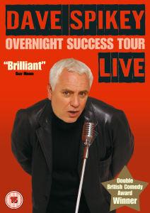 Dave Spikey - Live: Overnight Success Tour
