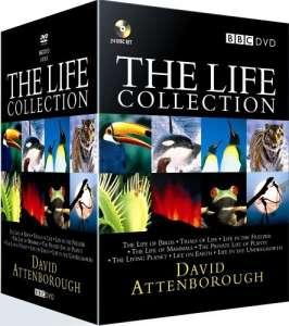David Attenborough [24 Disc Box Set] - Delete