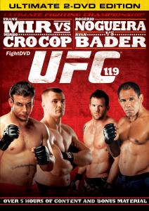UFC 119 - Mir Vs Cro Cop