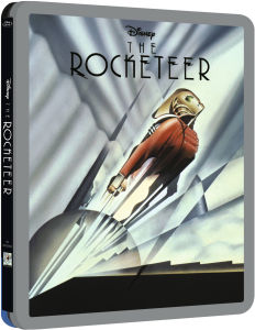 The Rocketeer - Zavvi Exclusive Limited Edition Steelbook (UK EDITION)