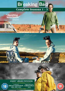 Breaking Bad - Temporadas 1-3