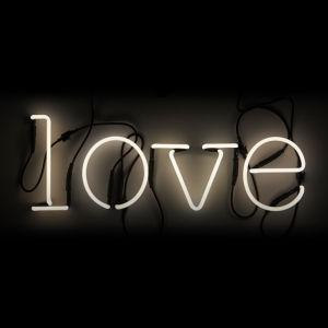Seletti Neon 'Love' Lighting