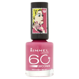 Rita Ora for Rimmel London 60 Seconds Nail Polish - Don't Be Shy