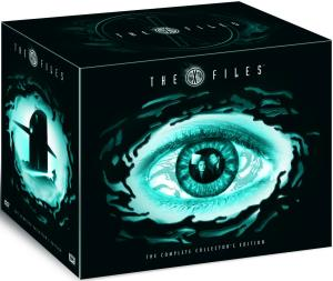 The X Files - Complete DVD Collection [60DVD]