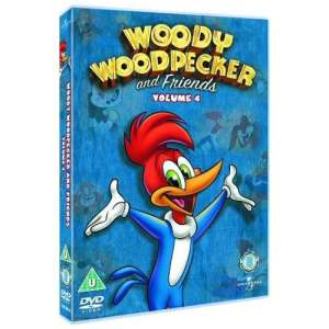 Woody Woodpecker And His Friends - Vol. 4