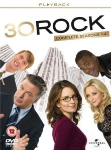 30 Rock - Seizoen 1-4 Box Set