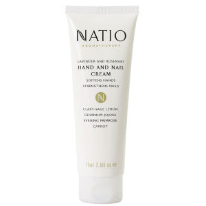 Natio Lavender And Rosemary Hand & Nail Cream (75 ml)