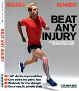 Men's Health Beat Any Injury Bookazine