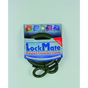 Oxford Lockmate - Matt Smoke Coil